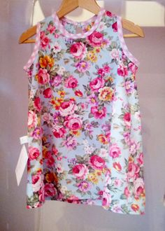 We can't wait for the sun to put his hat on again so we can put on our lovely Summer dresses!