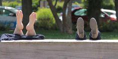 5 Tipps gegen Schweißfüße