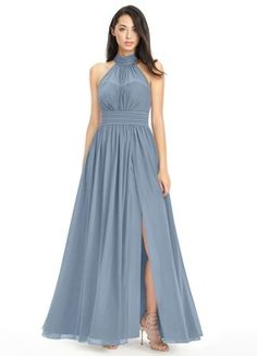 08aaa549a5 Shop for a large variety of wisteria bridesmaid dresses at Azazie. With bridesmaid  dresses from Azazie
