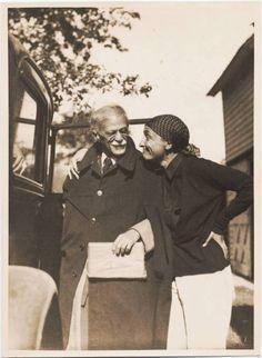 Stieglitz and O'Keefe