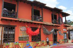 Raquira, Boyacá- Colombia
