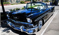 '56 Chevy Bel Air convertible. No but like can I have this car