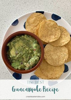 The Best Guacamole Recipe with Thermomix instructions