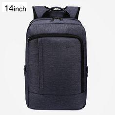 2016 Tigernu Brand Waterproof Backpack Men Laptop Backpack Mochila Business Bag for Women Backpack School Bag for Teenagers