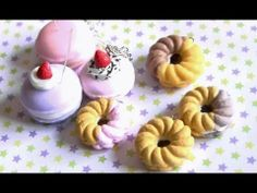 Deco Sweets ● Pastries - YouTube