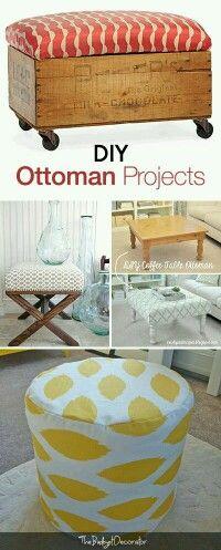 Think I'll make an ottoman!