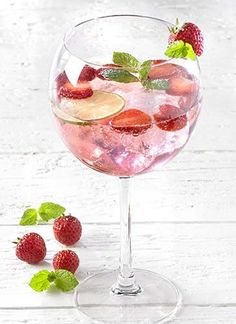 Strawberry Gin | Colruyt