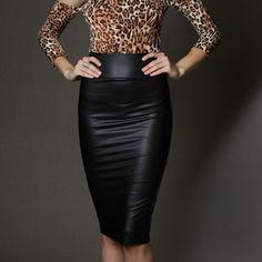Leopard Off Shoulder Bodycon Dress #fashion #dresses #clothing #blogs