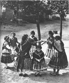 The Searchers John Ford Folk Costume, Costumes, Costume Dress, Hungarian Women, The Man Show, The Searchers, John Ford, Merian, Folk Dance