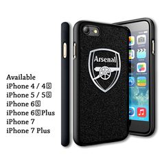 Limited Edition Luxurious Silver Arsenal Logo iPhone Case Print on Hard Plastic #UnbrandedGeneric #BestSeller #2017 #Trending #Luxe #UnbrandedGeneric #case #iphonecase5s #iphonecase5splus #iphonecase6s #iphonecase6splus #iphonecase7 #iphonecase7plus