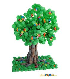 Crear figuras con Play Mais, una forma creativa y ecológica de divertirse