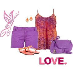 LOVE plus size, created by bkassinger on Polyvore