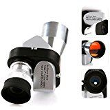 Mini Monocular Telescope,8×20 Pocket Silver Metal Monocular Telescope Eyepiece for Scientific bird-watching wilderness expedition travel outdoor sports equipment watch live game by FATCHOI Buy new:  $  30.99  $  10.99 (Visit the Best Sellers in Sports & Outdoors list for authoritative information on this product's current rank.) Amazon.com: Best Sellers in Sports & Outdoors...
