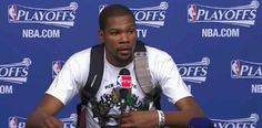KD post game