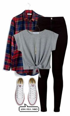 24 Best Casual Outfits for Teens Teenager-Mode Simple Outfits For School, Best Casual Outfits, Summer School Outfits, Teen Fashion Outfits, Fashion Mode, Mode Outfits, Cute Fashion, School Wear, Fashion Ideas