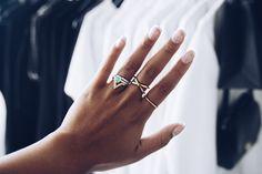 3 #stylist #hvisk #jewelry #white #gold #hviskstylist #fashion