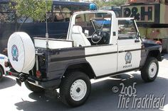 Mercedes G-Wagon Wolf - Page 2