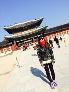 景福宫 경복궁