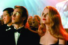Val Kilmer and Nicole Kidman in Batman Forever. Still my favorite one.
