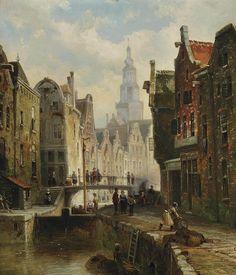 Cornelis Christiaan Dommersen (Utrecht 1842-1928 Den Haag)