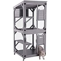 Check This Out At Amazon Outdoor Cat House Cat Houses Indoor Cat House