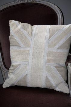 more union jack pillows