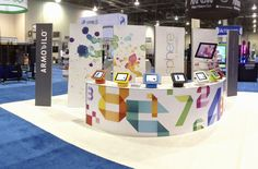 Armodilo Display Solutions Makes Digital Signage Personal at DSE 2014 with new Tablet Stands