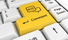 Adding comments to blogs or websites is an effective way of directing traffic to your site or blog. However, commenting is a privilege and not a right. Make certain that if you are commenting on other blogs or websites that you are commenting effectively as well as responsibly.