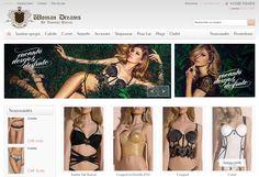 Corset, Reference Site, Lausanne, Site Internet, Lingerie, Bustiers, Underwear, Corsets