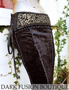Belt, Medium, Black, Beads, Corset Belt, Dark Bridal, Cabaret, Gothic, Steampunk, Vampire, Noir, Gothic, Belly Dance, Tribal Fusion