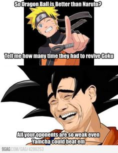 >__> Yamcha wasn't even useful even when they still thought Goku was a human. D: Sad days.