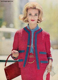 McCall's Fall/Winter 1962  So Betty Draper, of Madmen.