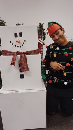 Team Edge, Christmas Sweaters, Studios, Funny Stuff, Funny Things, Tacky Sweater
