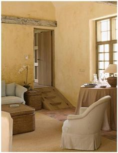 Limewash Walls By Chistophe Verstappen. Lime Wash ...