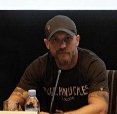 Tom Hardy - Legend   World Premiere  (Press Conference) England - September 3, 2015  Photos shared by Craig Grobler.