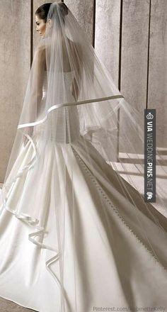 Fantastic! - Pronivias Wedding Veil |