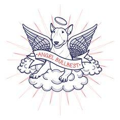 Logo for the Bull Terrier Kennel http://www.bullbest.com/