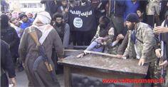 Passenger News: Siria: islamici tagliano la mano a cristiano perch...