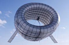 technology news, wind power, Altaeros Energies, wind turbine, Altaeros, Airborne Wind Turbine, clean energy, green technologies,alternative ...