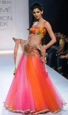 Lakme fashion week....