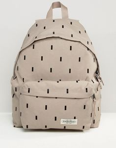 33348ffa8ad Eastpak Padded Pak'R Modern Print Backpack | ASOS saved by #ShoppingIS  Modern Prints