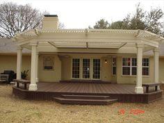 Lone Star Deck & Fence - Trex Decking, Railing, Trim, Porch, Pergola Installer