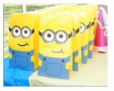 10 Minion Party Crafts, Ideas And Projects