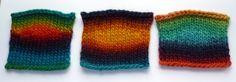 Les rangs raccourcis | in the loop - Le webzine des arts de la laine 3 méthodes en vidéo, très bien expliquées