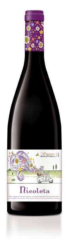 Monastrell Organico • D.O. La Mancha