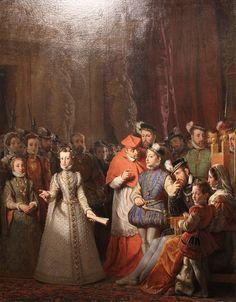 François Ii, Elizabethan Costume, Marie Stuart, Louvre, Western World, Grand Palais, Historical Costume, Renaissance Art, 16th Century