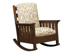 Shop for Stickley Gus Rocker, 89-1324-R, and other Living Room Chairs at Paul Schatz Furniture in Tigard & Eugene, OR. Warranty Information.