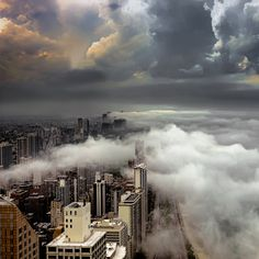 Taken from the John Hancock in Chicago. Pinned by #CarltonInnMidway - www.carltoninnmidway.com
