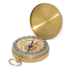 Pure copper clamshell compass with luminous pocket watch compass portable outdoor multi-function metal measuring ruler tool Wilderness Survival, Camping Survival, Survival Gear, Survival Skills, Survival Guide, Survival Gadgets, Survival Quotes, Best Boats, Pure Copper