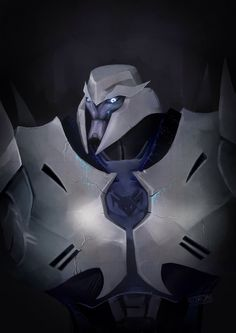 Megatronus. O my Godness, I just love his look here. I want him to be my boyfriend